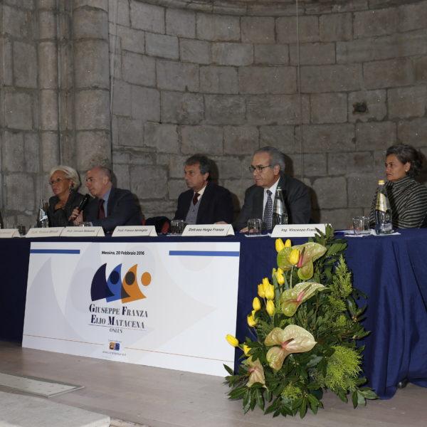Onlus Giuseppe Franza - Elio Matacena